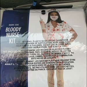 Bloody nurse Costume